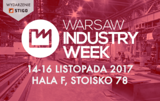 Warsaw Industry Week - zapowiedź