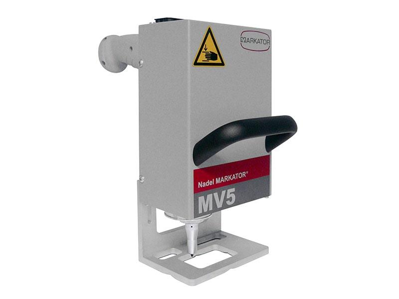 Znakowarka mikroudarowa przenośna MV5