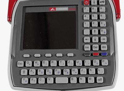 Zintegrowane klawisze numeryczne znakowarki ręcznej FlyMarker mini