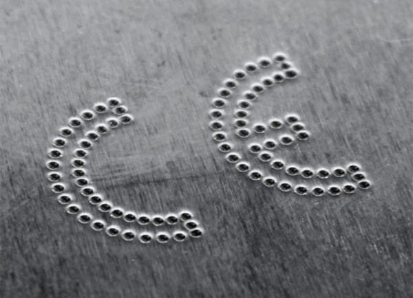 Znakowanie symboli testowych