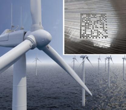 Znakowanie w energetyce wiatrowej
