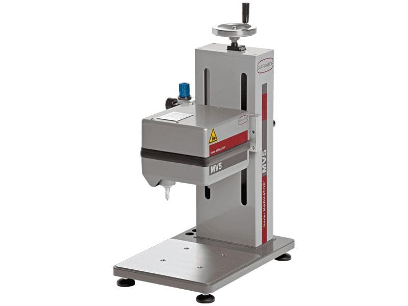 Znakowarka mikroudarowa przenośnaMV5 T0 MARKATOR