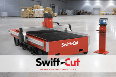 Wypalarki plazmowe CNC Swift-Cut