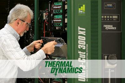 Przecinarki plazmowe Thermal Dynamics