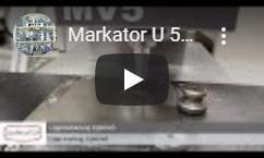 MARKATOR MV5 - prezentacja znakowarki