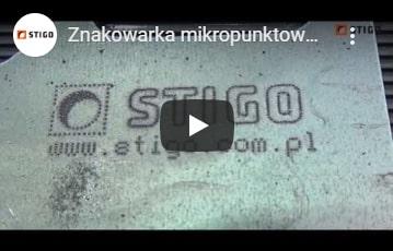 Znakowarka mikropunktowa