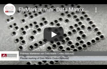 System do znakowania - kody Data Matrix
