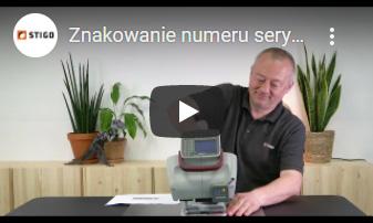 Znakowanie numeru seryjnego