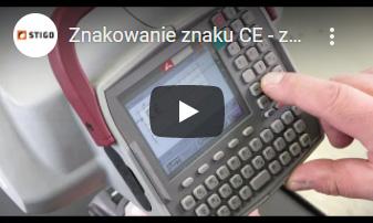 Znakowanie znaku CE – znakowarka Flymarker mini